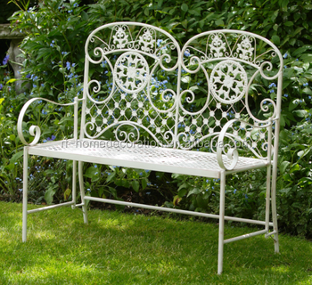 Sensational Antique White Elegant Price Unique Design Wrough Iron Patio Bench Buy Bench For Airport Antique Cast Iron Park Bench Iron Bedroom Bench Product On Pdpeps Interior Chair Design Pdpepsorg