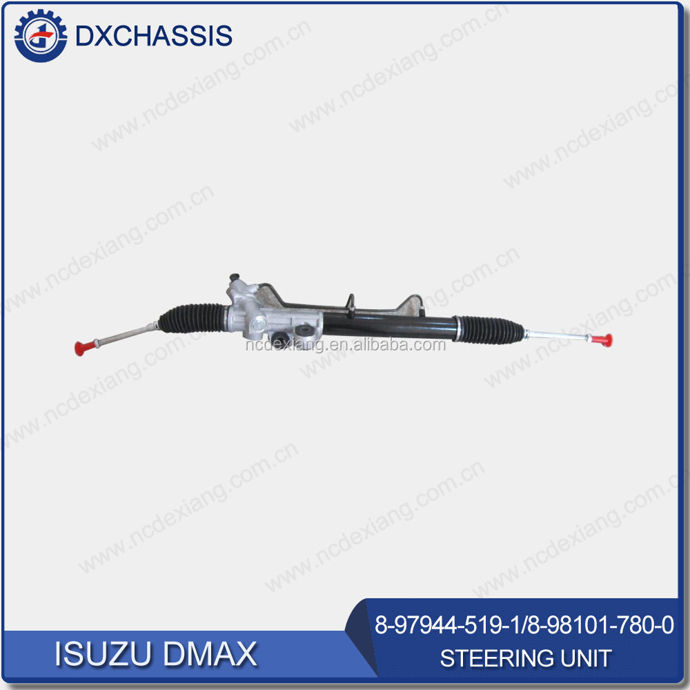 Genuine Dmax Steering Unit 8-97944-519-1,8-98101-780-0