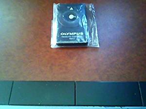 Wireless Remote Control for Olympus Remote Control Rm-2 That Works for Olympus Stylus 300 3.2mp Digital Camera (Olympus Remote Control Rm-2 Works with Olympus Stylus 300 Digital Camera ---Great for Collectors or Individuals Who Need the Battery
