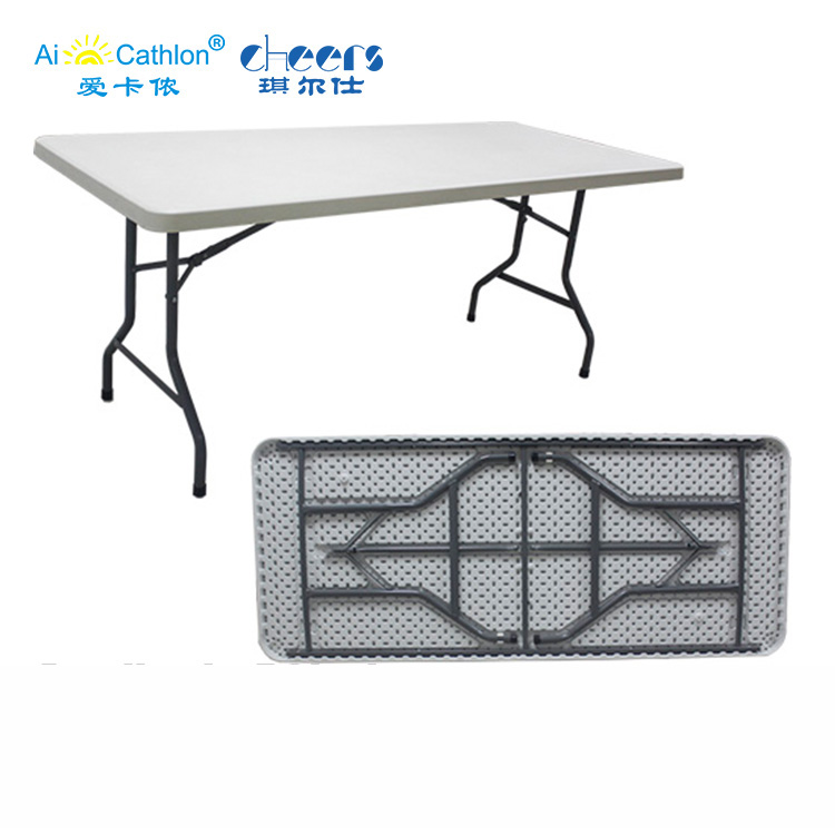 Plastic Foldable Table Hot