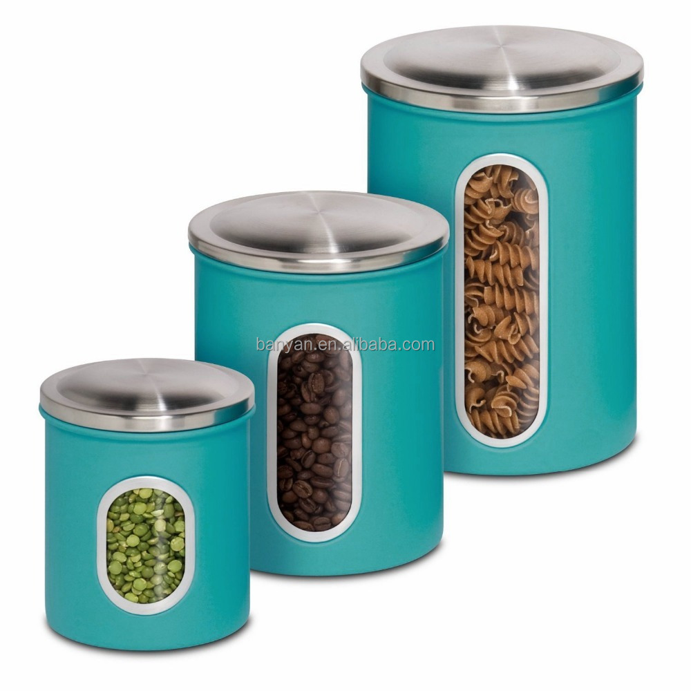 Metal Sugar And Flour Canisters, Metal Sugar And Flour Canisters ...