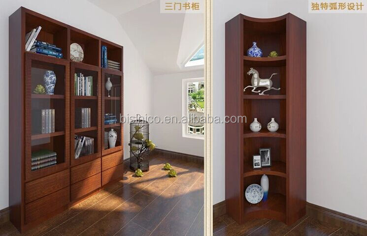 zuidoost azià serie meubels boekenkast massief hout boekenkast