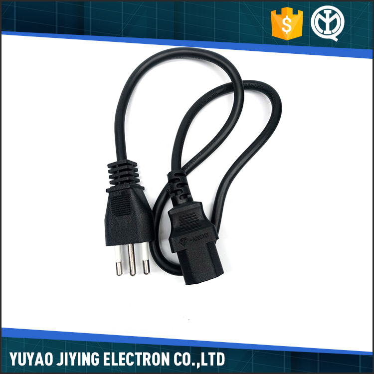 Best selling super quality heat resisting italia home appliances power cord