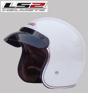 Оригинальный доставка LS2OF583 принц ретро шлем мотоциклетный шлем / специальные s-xxl