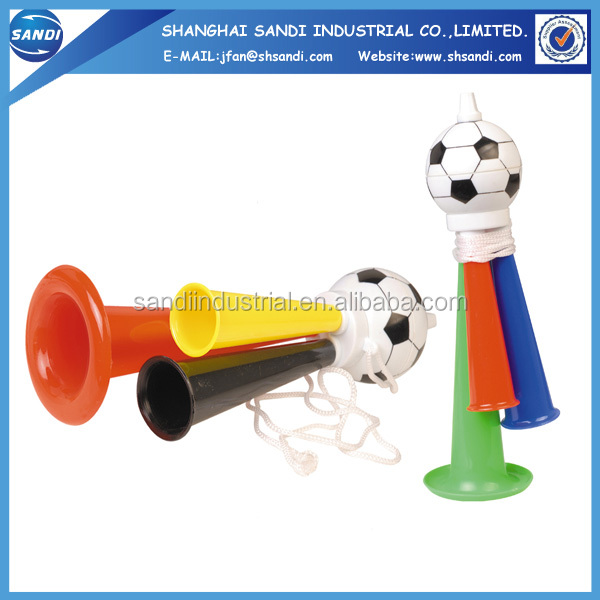 Fan horn, football cheering horn,soccer horn for football game