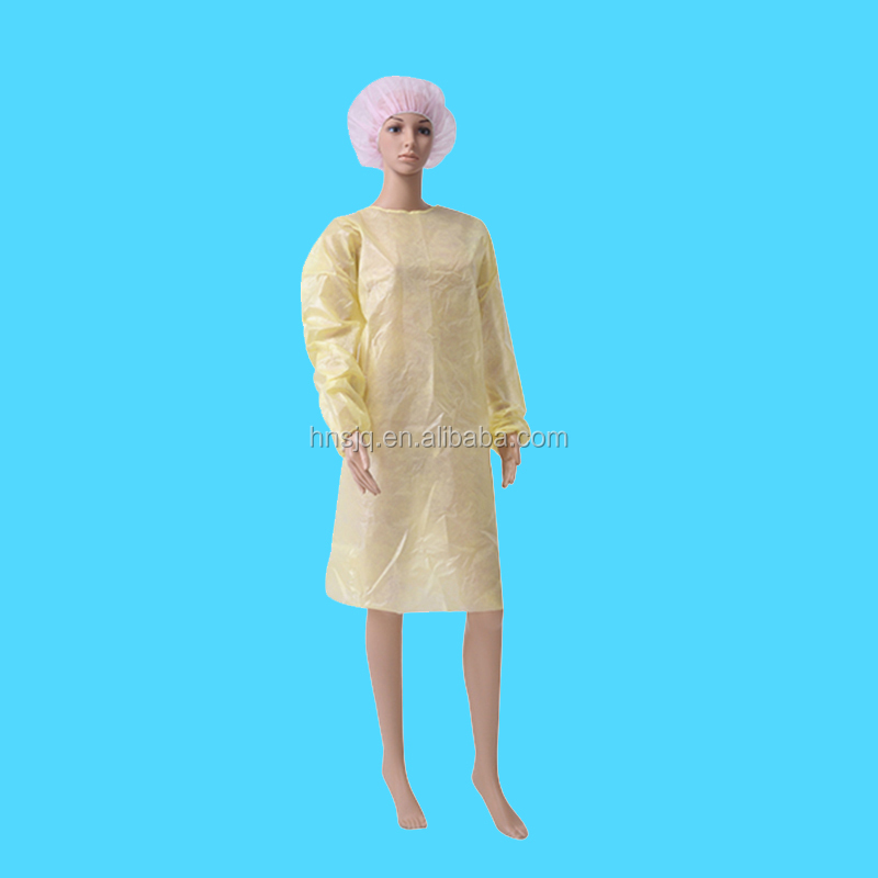 Paper Medical Gowns, Paper Medical Gowns Suppliers and Manufacturers ...