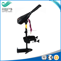 Price competitive but quality good Kayak outboard motors from Happy outdoors China