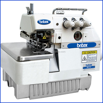 40 Three 40 Thread Over Lock Industrial Typical Japan Overlock Best Brother Japan Sewing Machine