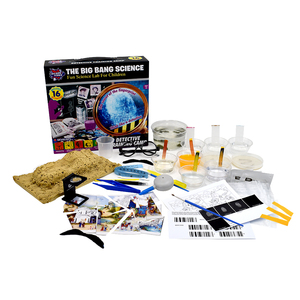 explore the unknown secret spy science toy