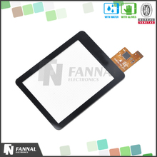 2.8 anti-glare capacitive touch panel touchscreen panel 240 320 with touch controller IIC interface