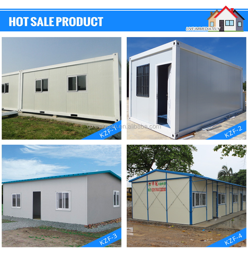 China manufacture container house for sale