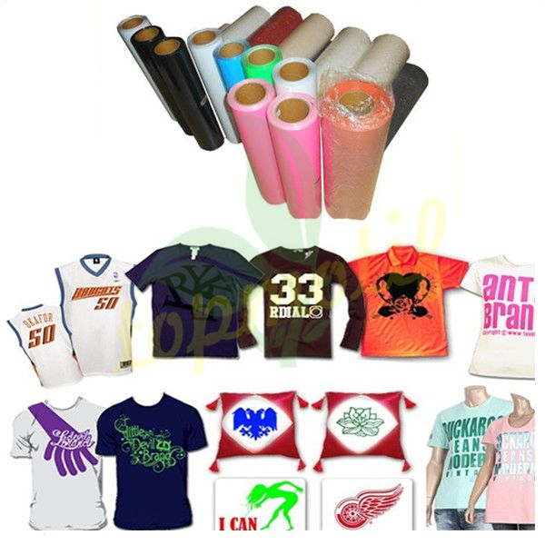 Best Quality Wholesale Tshirt Heat Transfer Vinyl Custom - Custom vinyl decals for t shirts wholesale
