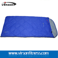 thicken warmth ultralight down feather sleeping bag for camping