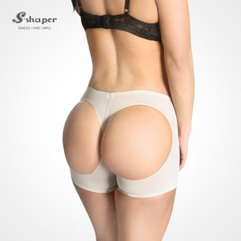 93dee99a364 S-shaper Butt Lifter Boy Short Panty Shaper - Buy Butt Enhance ...