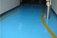 Caboli epoxy floor covering