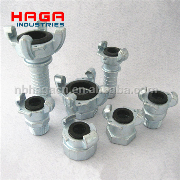 Air hose coupling Chicago Coupling U  S  Type, View Air hose coupling, HAGA  Product Details from Ningbo Haga Metal Products Co , Ltd  on Alibaba com