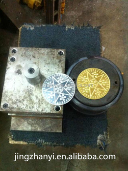 steel stamping mould, coin steel mold