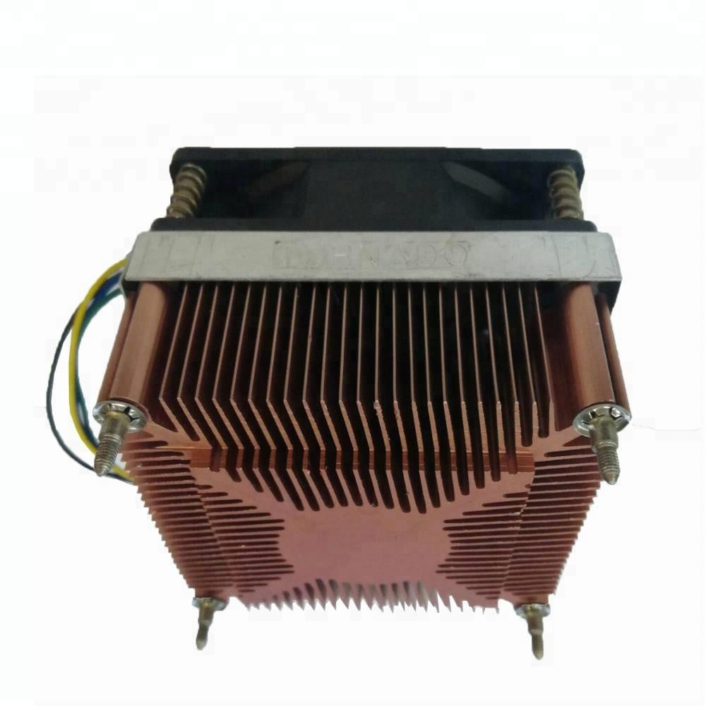LGA1155 socket cpu fan heatsink with high quality and best price manufacturer China