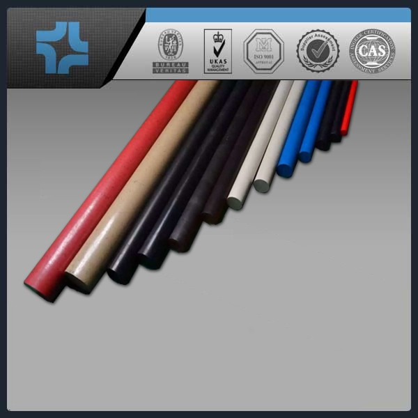 factory supply glass fiber reinforced plastic PEEK rods for sale