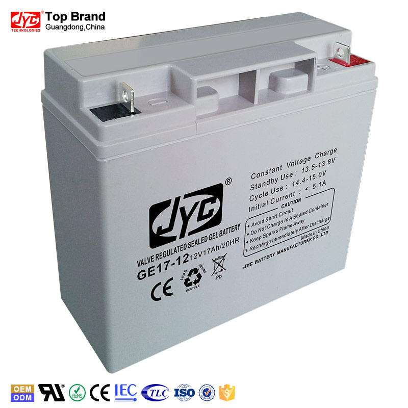 adequate quality vrla 17ah 12v battery small