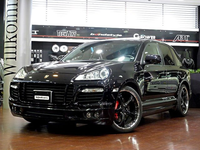 Used Porsche Cayenne Turbotechart Suv 2008 Buy Used Cartechart