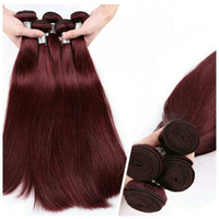 Various Styles Wholesale Price Virgin Human Bundles Hair 99J