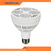 Dimmable Church Replace 40W E27 outdoor high power led par30 light