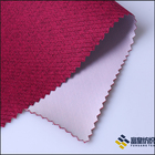 Twill Fabric [ Twill ] Twill Tpu Laminated Fabric 100% Polyester Waterproof Breathable Twill Gabardine Fabric Laminated With White TPU Film