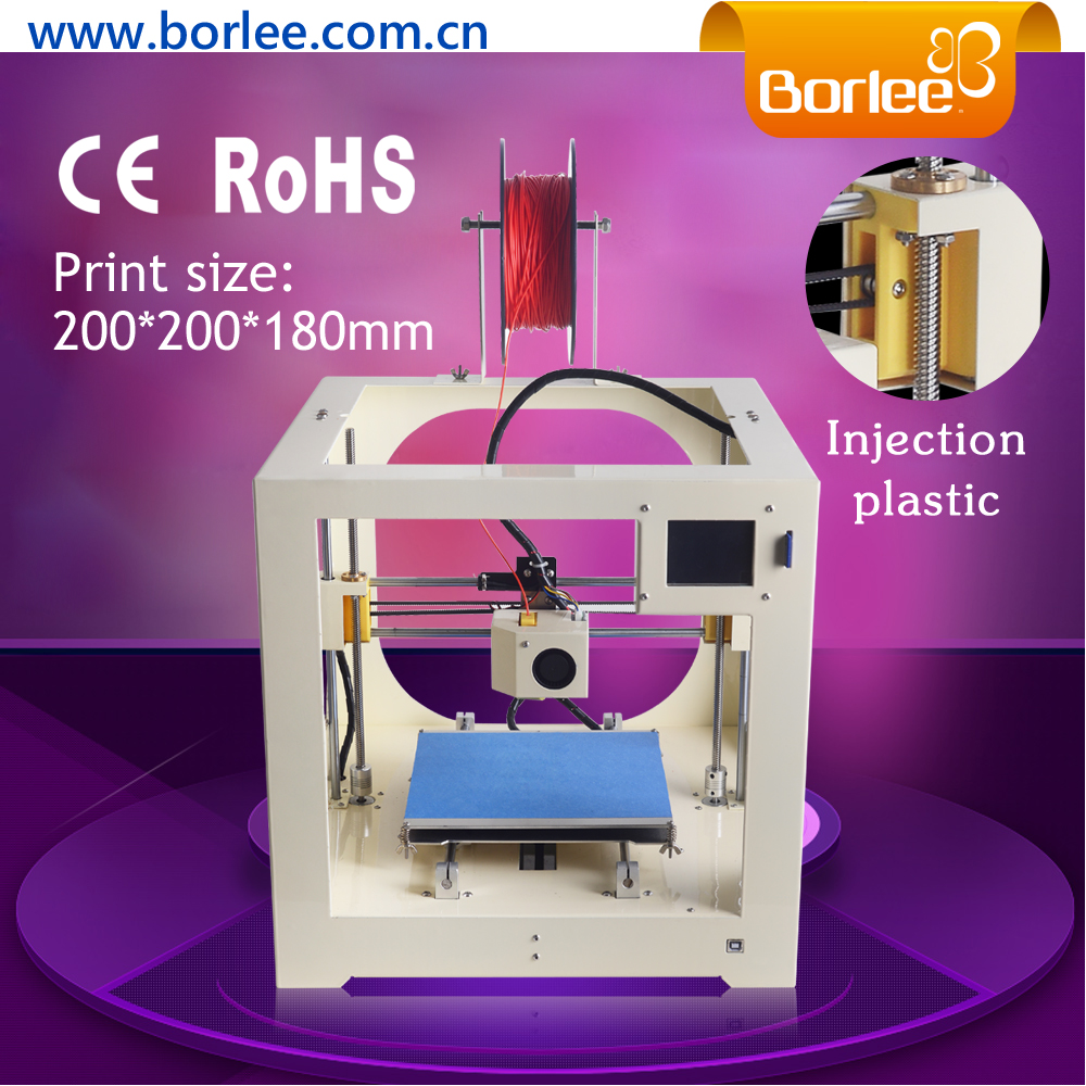 Low cost Borlee home use printing objects online print 3d