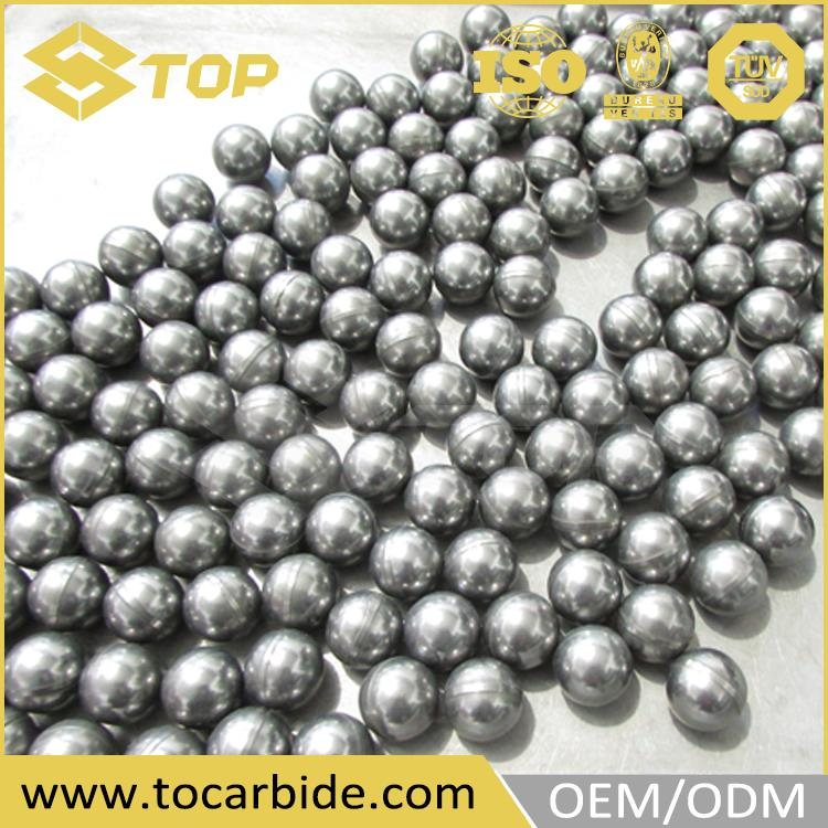 Brand new tungsten carbide polished ball, carbide ball for grinding, cemented carbide ball wholesale