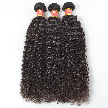 Wholesale alibaba black hair products for black women,cuticle aligned afro kinky human hair weave,no tangle afro hair extensions