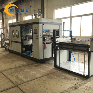 plastic egg tray making vacuum blister forming machine