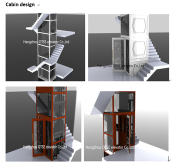 Small home lift for house buy home lift product on for Small elevator for home