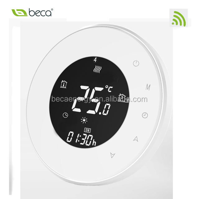 BECA Plancher Chauffant WIFI Thermostat D'ambiance