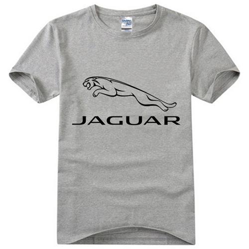 Jaguar Clothing Accessories: Summer Jaguar Mens T Shirt Fashion 2015 Camisas Tops T
