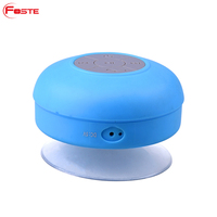 Oem Wireless Stereo Waterproof Bluetooth 3.0 Speaker Outdoor & Shower Portable Smart Bluetooth Speaker With Hands Free