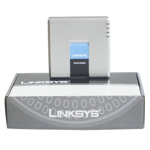 GSM Gateway Adapter Linksys Unlocked Voip Phone Adapter PAP2t