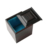 Custom Color Personalized Logo Black Wood Cube Watch Box