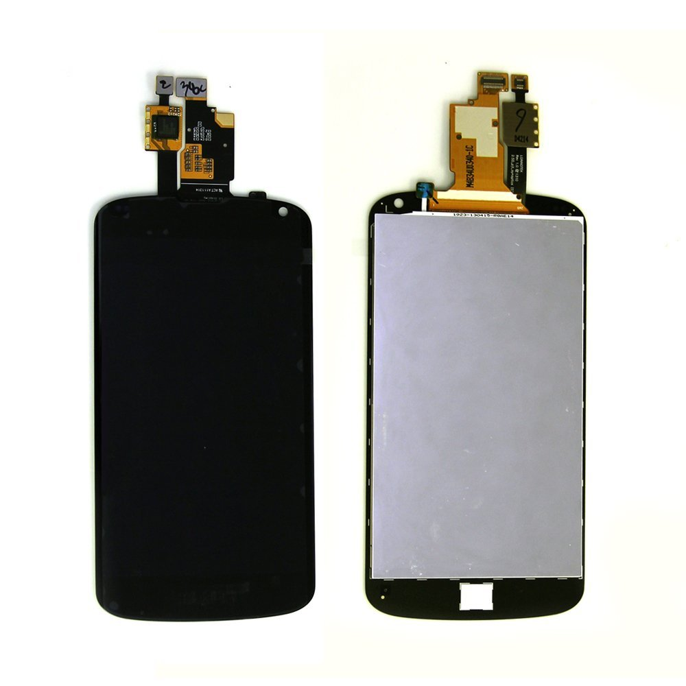 ePartSolution-OEM LG Google Nexus 4 e960 LCD Touch Digitizer Screen Assembly Replacement Part USA Seller