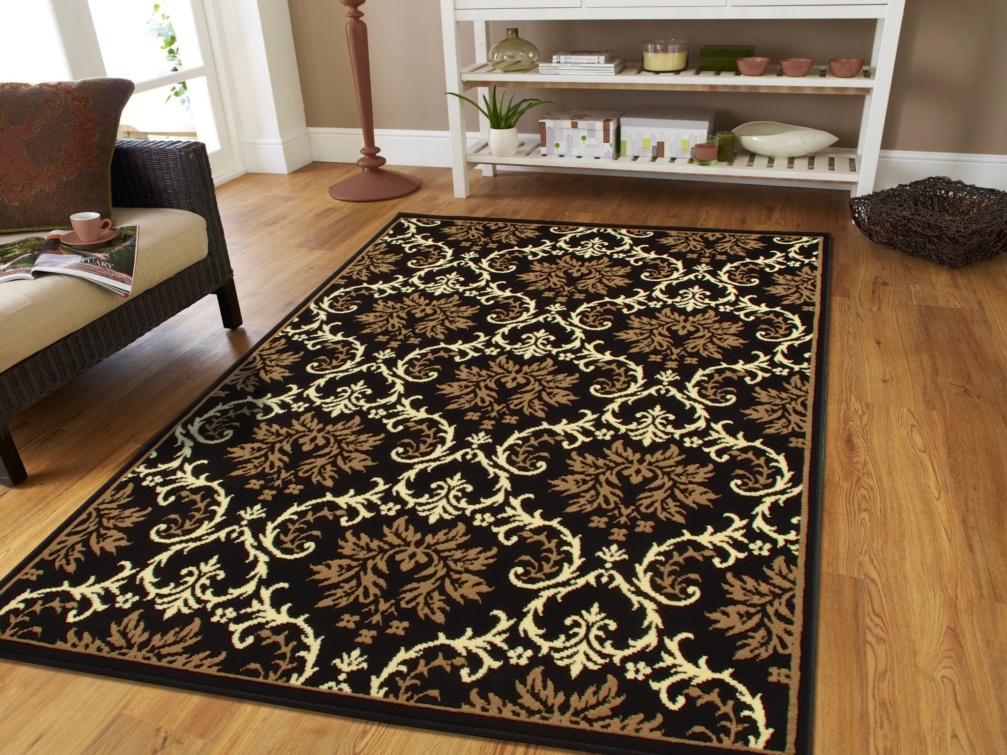 Buy Large 8x11 Contemporary Rug Modern Area Rug 8x10