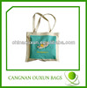100 Cotton Canvas Tote Folding Shopping Bag
