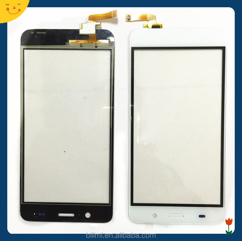 Mobile Phone Replacement for Huawei Ascend Y635 Black Digitizer Glass Touch Screen For Huawei Y635 Touch Panel
