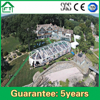 Transparent Hotel Restaurant Tent Party Clear Canopy Tent for Restaurants & Transparent Hotel Restaurant Tent Party Clear Canopy Tent For ...