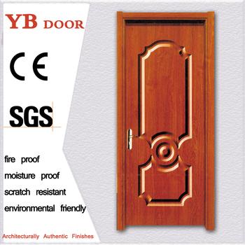 Bulk Buy From China Soundproof Bathroom Slat Eovive Pvc Wooden Interior Door