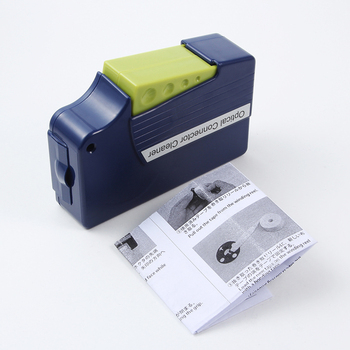 Optical Fiber Connector Cleaner Box