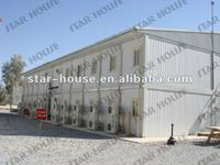 mobile storage container house with ISO