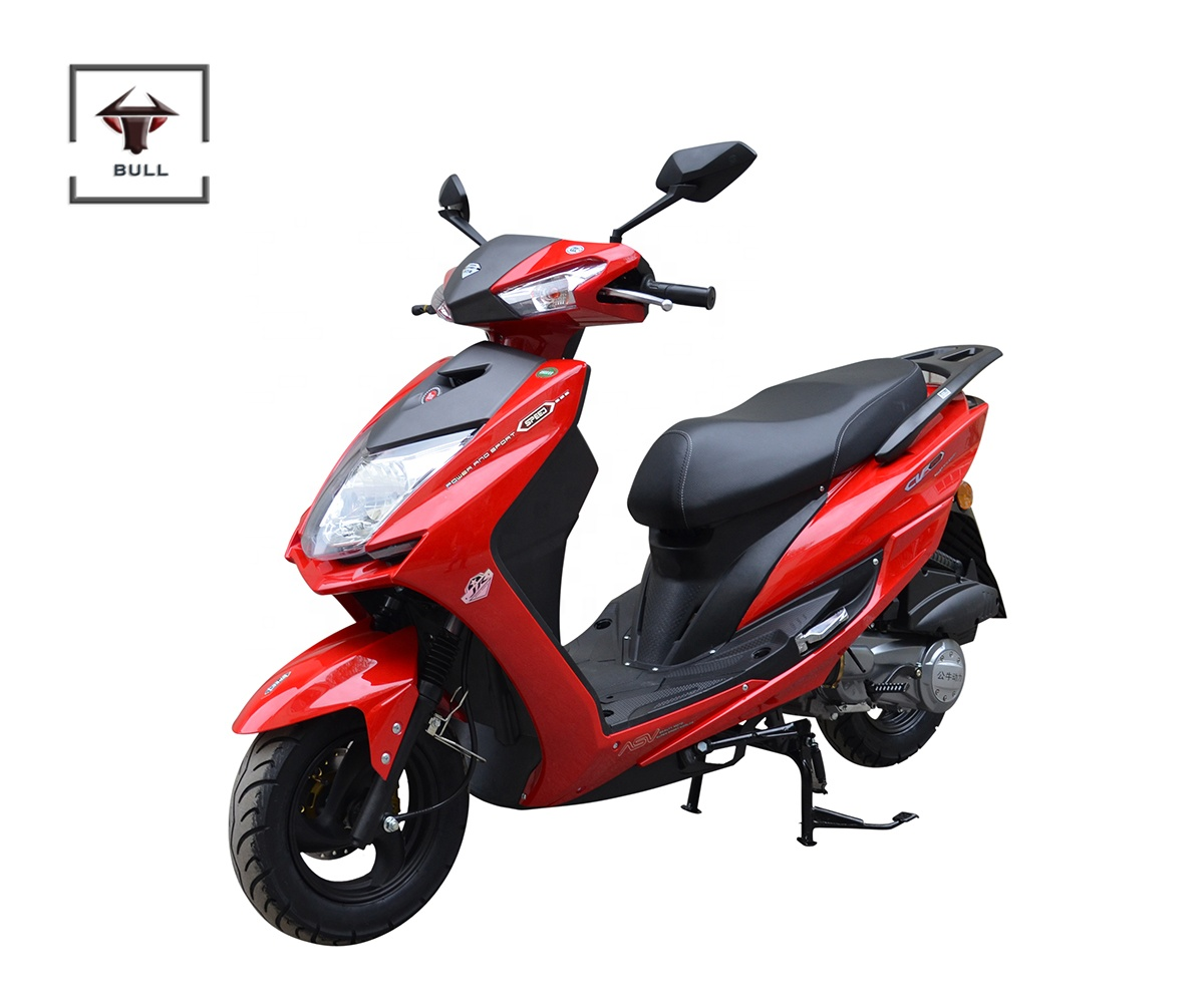 Cheap gasoline 125CC scooter motorcycle Motor scooter