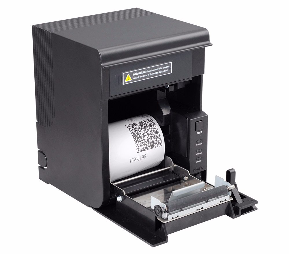 Direct thermal 80mm usb thermal receipt printer