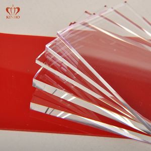 Factory direct sale 8m plexiglass sheet pmma cast clear acrylic plank