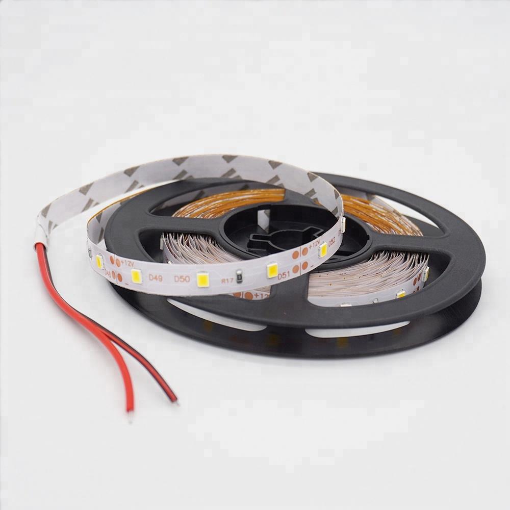 Economic LED Strips SMD 2835 5m 300leds IP20 DC12V LED Lamp Warm White